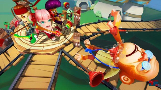 Screenshot - Ace Banana (PS4)