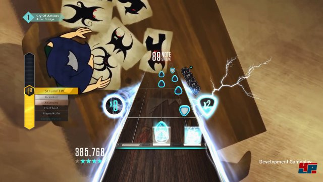 Screenshot - Guitar Hero Live (360) 92509204