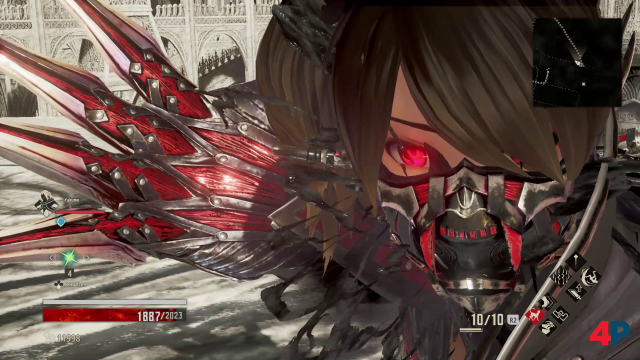 Screenshot - Code Vein (PS4) 92597386