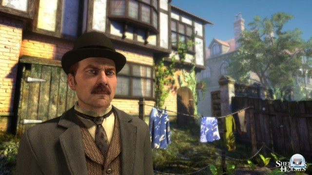 Screenshot - The Testament of Sherlock Holmes (PC) 2238299