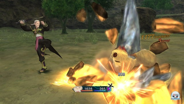 Screenshot - Tales of Xillia (PlayStation3) 2219257