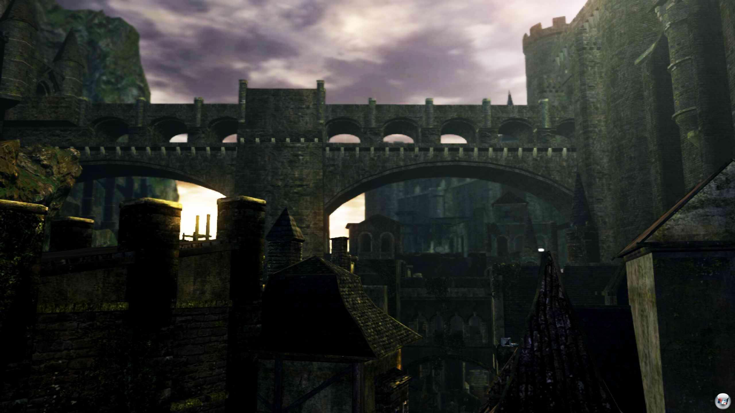 Die Festungsanlage begeistert: Herrlich verwinkelt, unheimlich stimmungsvoll!