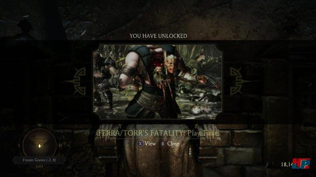 Screenshot - Mortal Kombat X (PlayStation4) 92503163