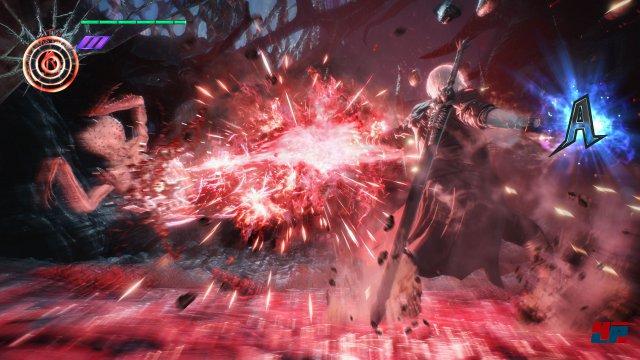 Die Kulisse glänzt nicht nur mit Details sowie schicken Animationen, sondern fackelt in den Gefechten immer wieder ein Effekt-Feuerwerk ab.
