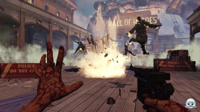 Screenshot - BioShock Infinite (360) 92429082