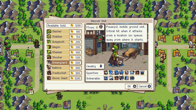 Screenshot - Wargroove (PC) 92581430