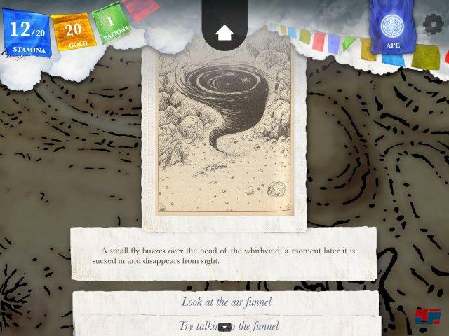 Screenshot - Sorcery! - Teil 3 (iPad) 92503544