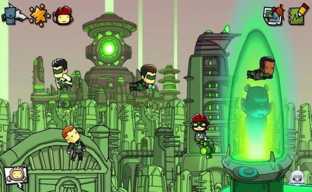 Screenshot - Scribblenauts Unmasked: A DC Comics Adventure (3DS) 92462853