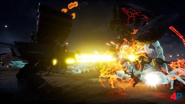 Screenshot - Earth Defense Force: Iron Rain (PC) 92598403