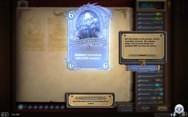 Screenshot - Hearthstone: Heroes of Warcraft (PC) 92466545