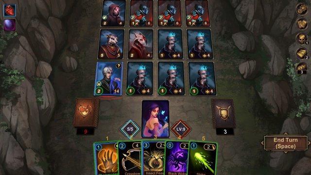 Screenshot - Blood Card 2: Dark Mist (PC)
