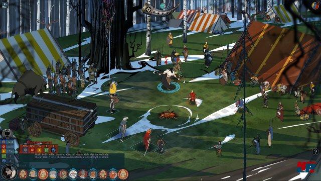 Screenshot - The Banner Saga 2 (PC) 92522827