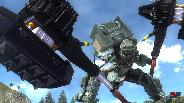 Screenshot - Earth Defense Force 5 (PS4) 92573057