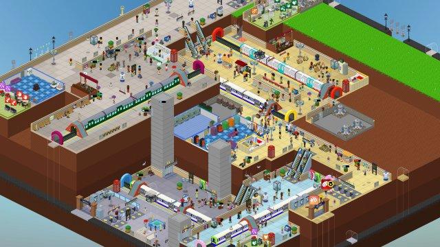 Screenshot - Overcrowd: A Commute 'Em Up (PC) 92625923