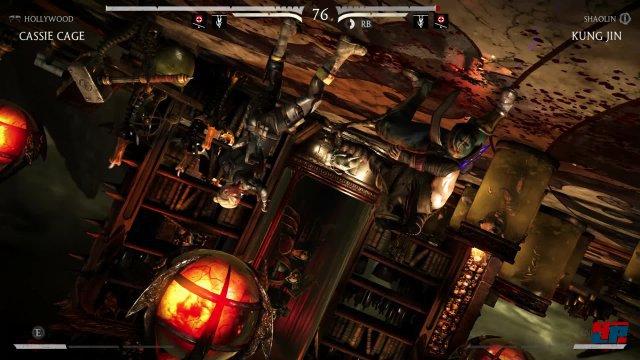 Screenshot - Mortal Kombat X (PlayStation4) 92503170
