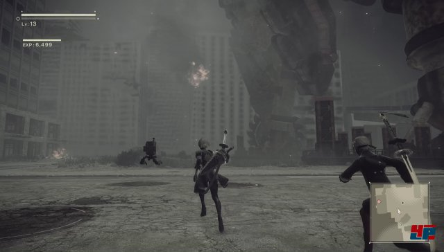 Screenshot - NieR: Automata (PS4) 92541713