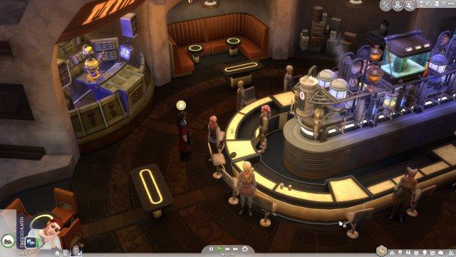 Screenshot - Die Sims 4 Star Wars: Reise nach Batuu-Gameplay-Pack (PC) 92624180