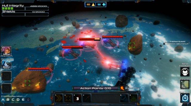 Screenshot - Space Cats Tactics (PC)