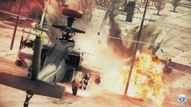 Screenshot - Ace Combat: Assault Horizon (360) 2221984