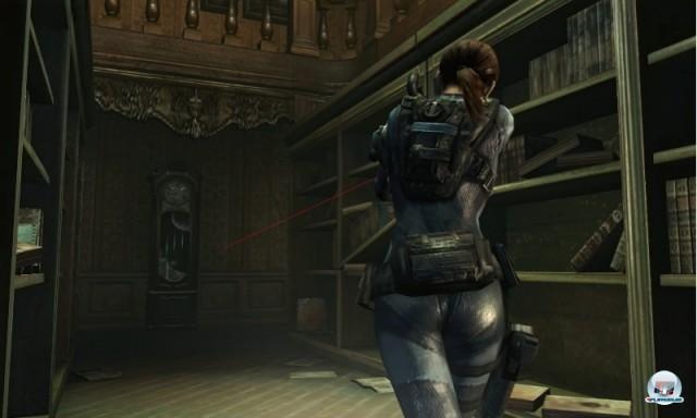 Screenshot - Resident Evil: Revelations (3DS) 2230204