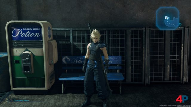 Screenshot - Final Fantasy 7 Remake (PS4) 92610383
