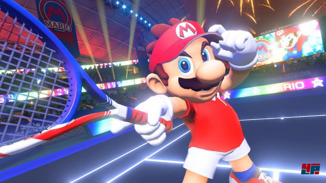 Screenshot - Mario Tennis Aces (Switch)