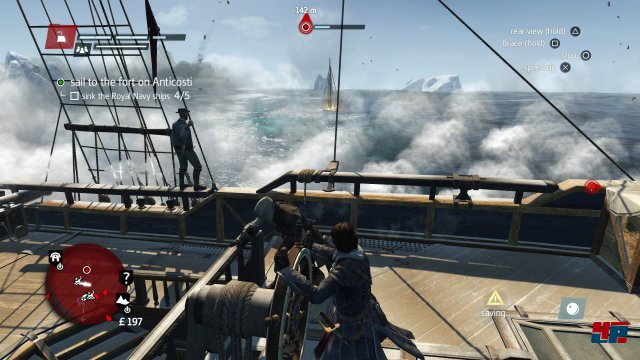 Screenshot - Assassin's Creed Rogue (PlayStation4Pro) 92562121