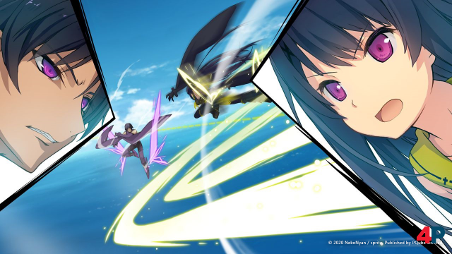 Screenshot - Aokana - Four Rhythms Across the Blue (PS4)