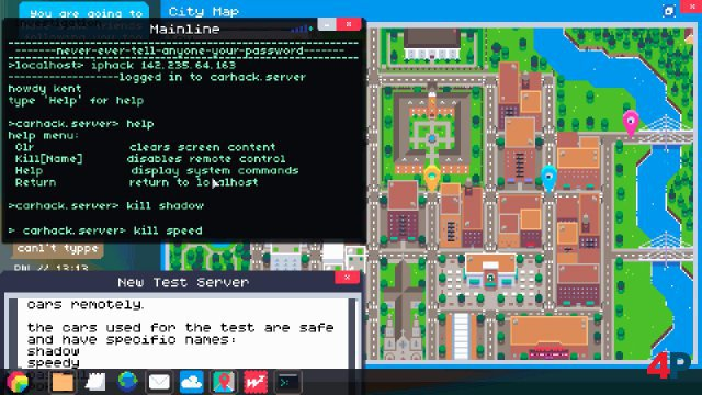 Screenshot - Mainlining (Switch)