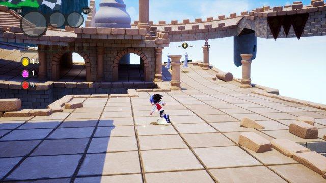 Screenshot - Balan Wonderworld (PlayStation5) 92638664