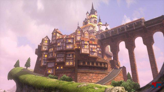 Screenshot - World of Final Fantasy (PlayStation4) 92507751