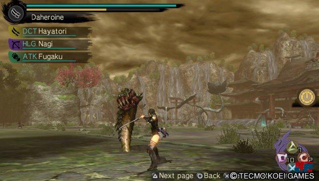 Screenshot - Toukiden: The Age of Demons (PS_Vita) 92478357