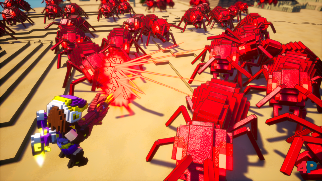 Screenshot - Earth Defense Force: World Brothers (PS4, Switch)