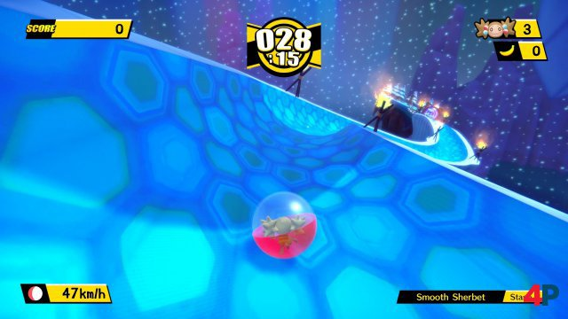Screenshot - Super Monkey Ball: Banana Blitz (PS4)