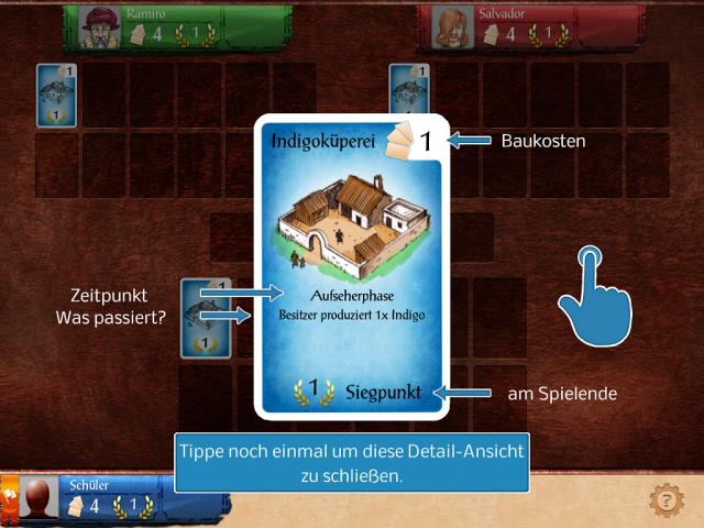 Screenshot - San Juan (iPad)