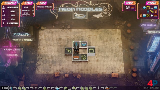 Screenshot - Neon Noodles - Cyberpunk Kitchen Automation (PC) 92601529