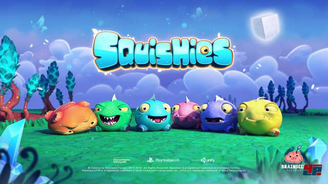 Screenshot - Squishies (PlayStationVR)
