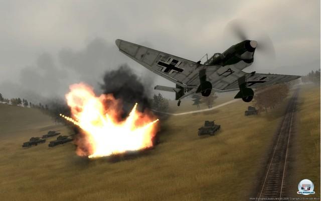 Screenshot - Air Conflicts: Secret Wars (PC) 2234183