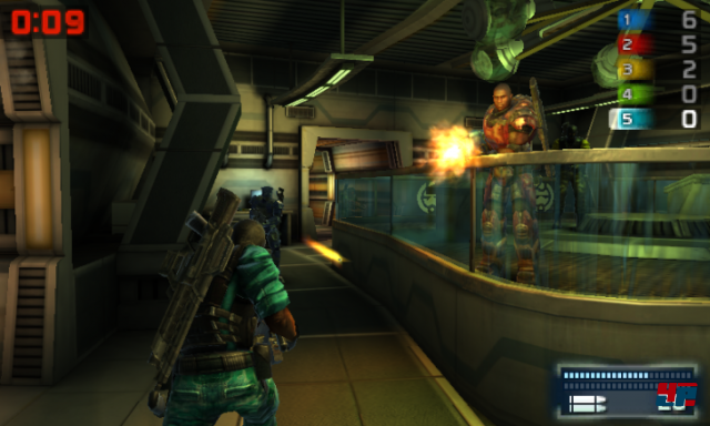 Screenshot - IronFall Invasion (3DS) 92500661