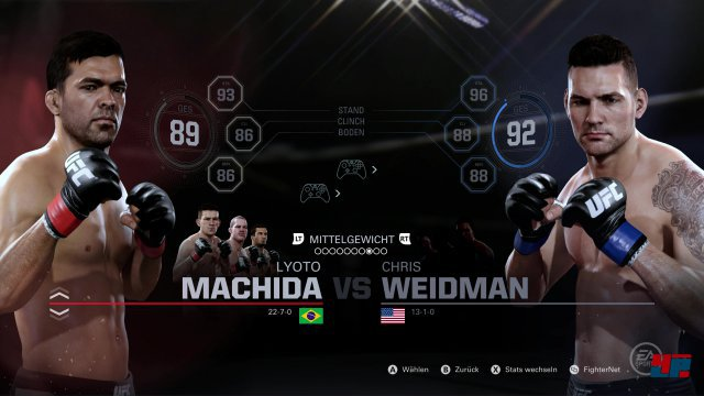 Screenshot - EA Sports UFC 2 (PlayStation4) 92522386