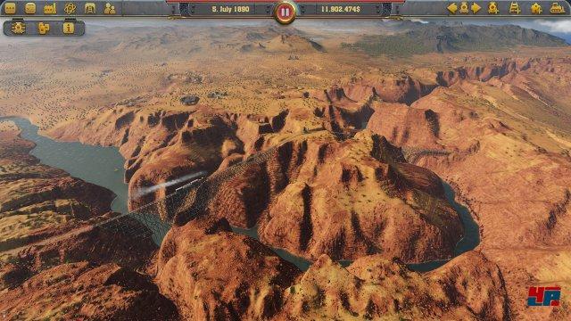 Screenshot - Railway Empire (Linux) 92540916