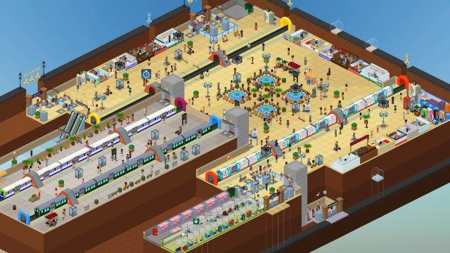 Screenshot - Overcrowd: A Commute 'Em Up (PC) 92625931