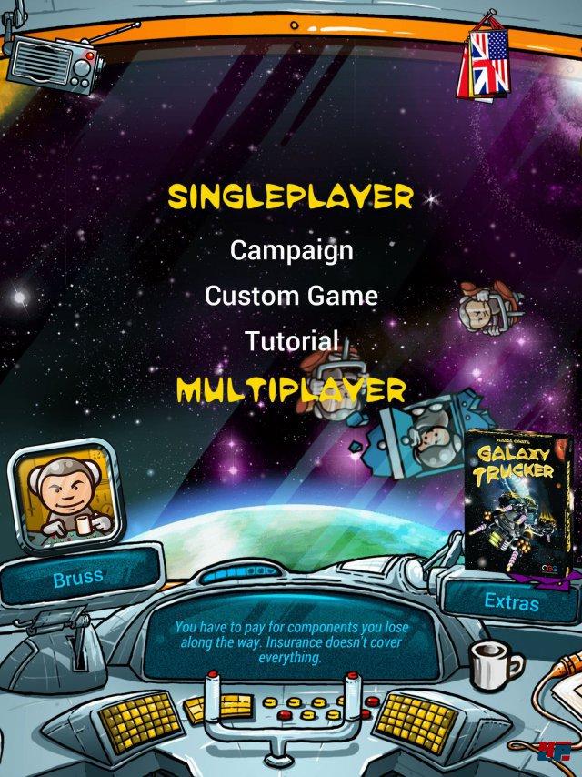 Galaxy Trucker ist die Umsetzung des Brettspielklassikers von Vlaada Chvatil aus dem Jahr 2007.