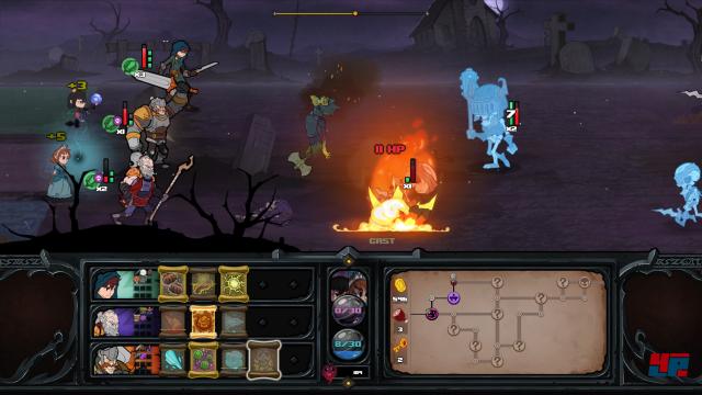 Screenshot - Has-Been Heroes (PC)