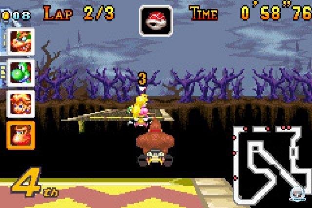 Screenshot - Mario Kart Super Circuit (GBA) 2370072