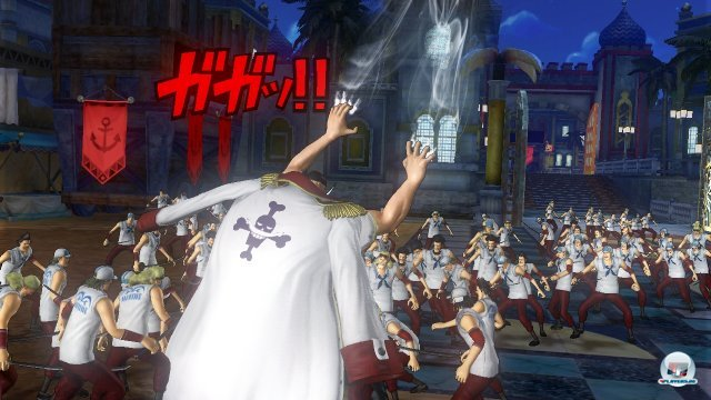 Screenshot - One Piece: Pirate Warriors 2 (PlayStation3) 92462941
