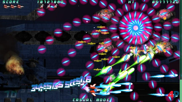 Screenshot - Rolling Gunner (Switch) 92592510