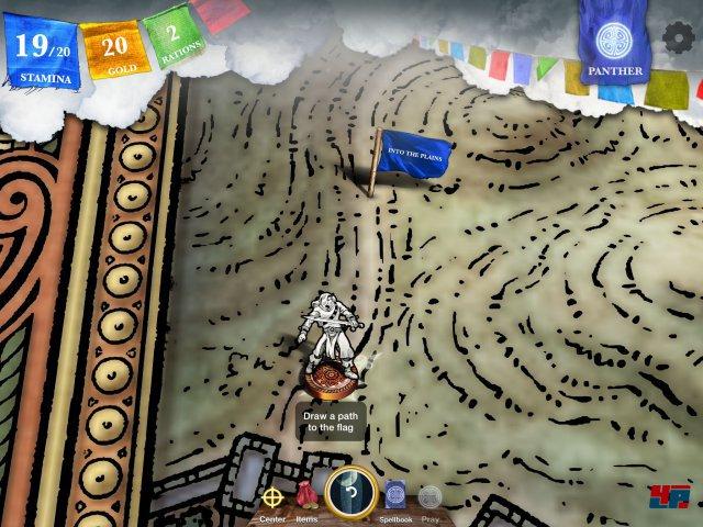 Screenshot - Sorcery! - Teil 3 (iPad) 92503528