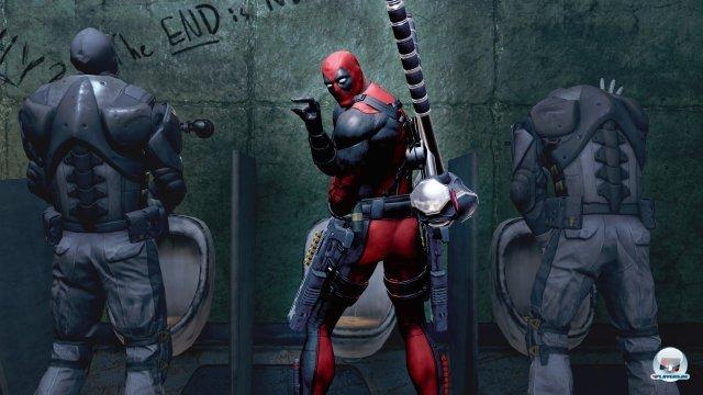 Wenn es um Humor geht, ist sich Deadpool für nichts zu schade und lässt kein Thema aus.