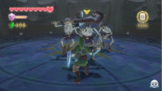 Screenshot - The Legend of Zelda: Skyward Sword (Wii) 2276557